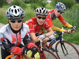 Foto Radfahrer