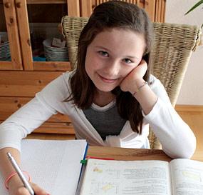 Hausaufgaben machen Spaß