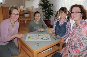 ABC Raupe Spiel bei legasthenie, LRS