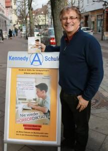 Buchpräsentation Joe Kennedy