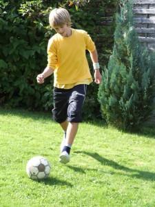 Fußball und LRS