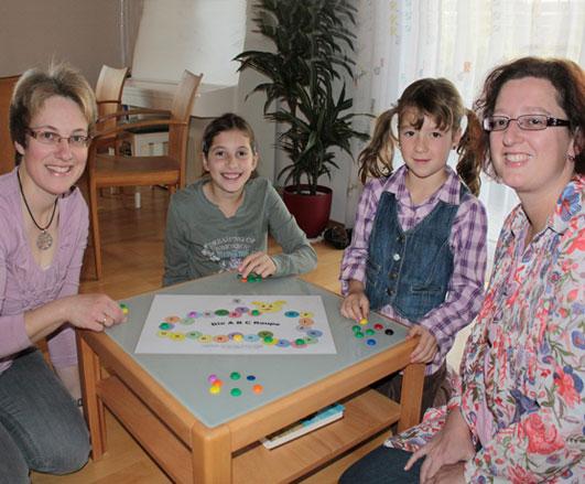 Spiel: ABC-Raupe
