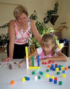 ... Den Kindern In Diesem Sinne Zu Helfen. In Absprache Mit Den Eltern  Stellten Wir Die Nachhilfekurse Auf Kurse Für Rechenschwäche Um.