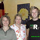 Ruth Dreer und Familie